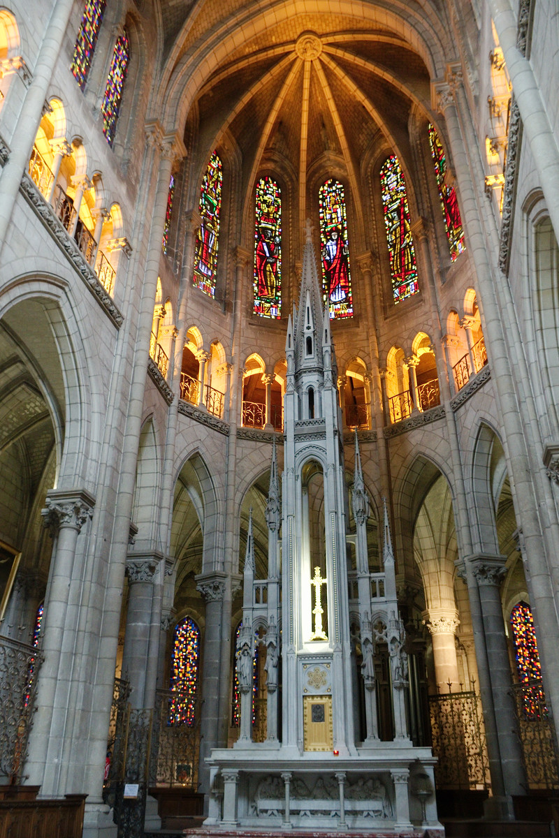 La basilique Saint-Nicolas