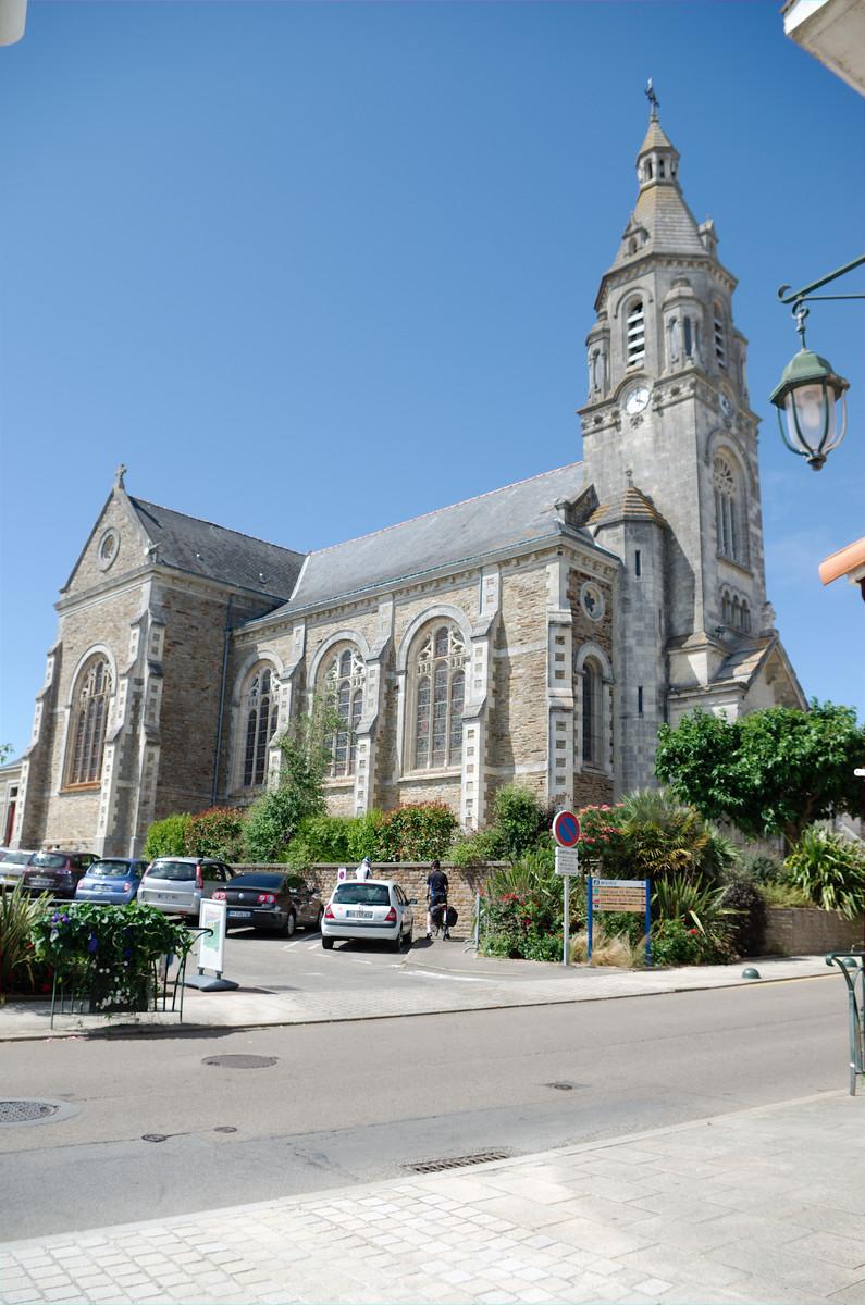 L'église de Saint-Michel-Chef-Chef