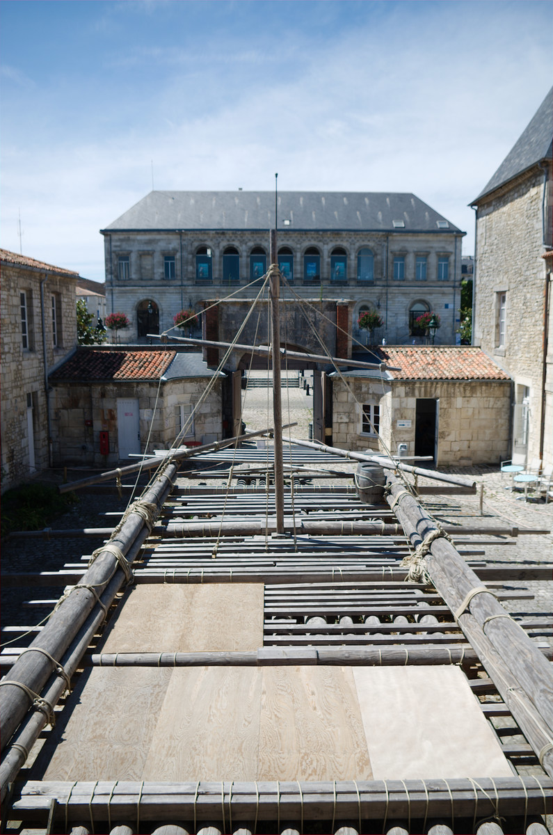 Le musée de la Marine de Rochefort