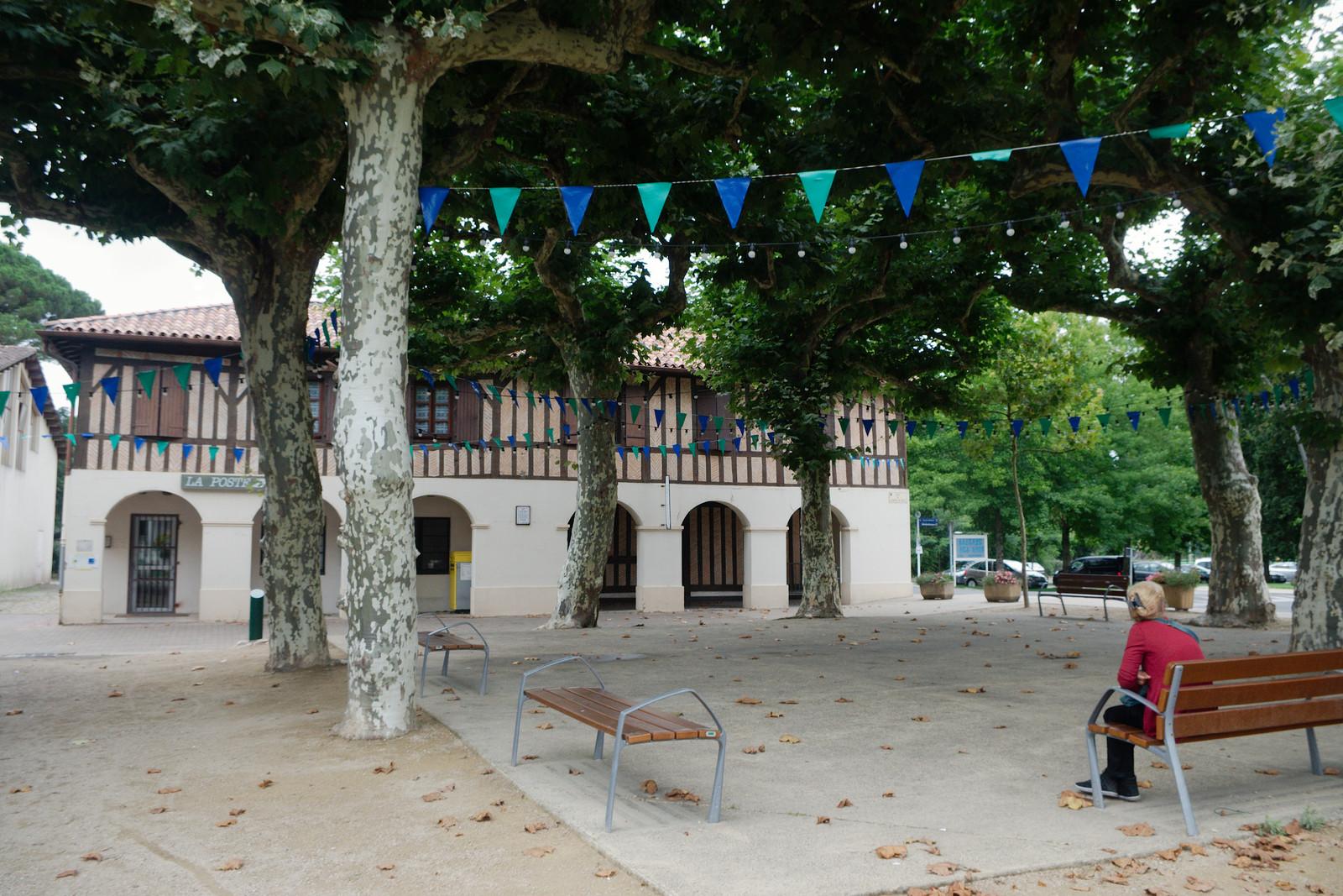 Place de Moliets-et-Maa
