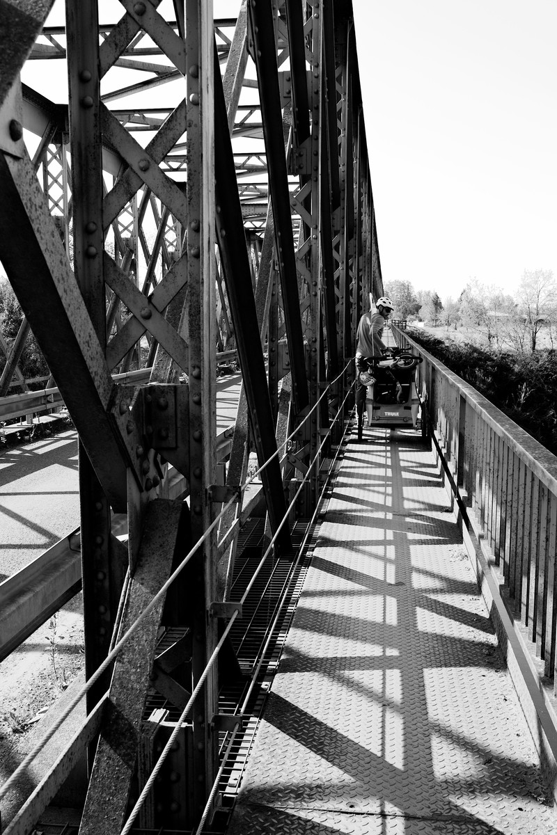 Pont des Martinets sur la