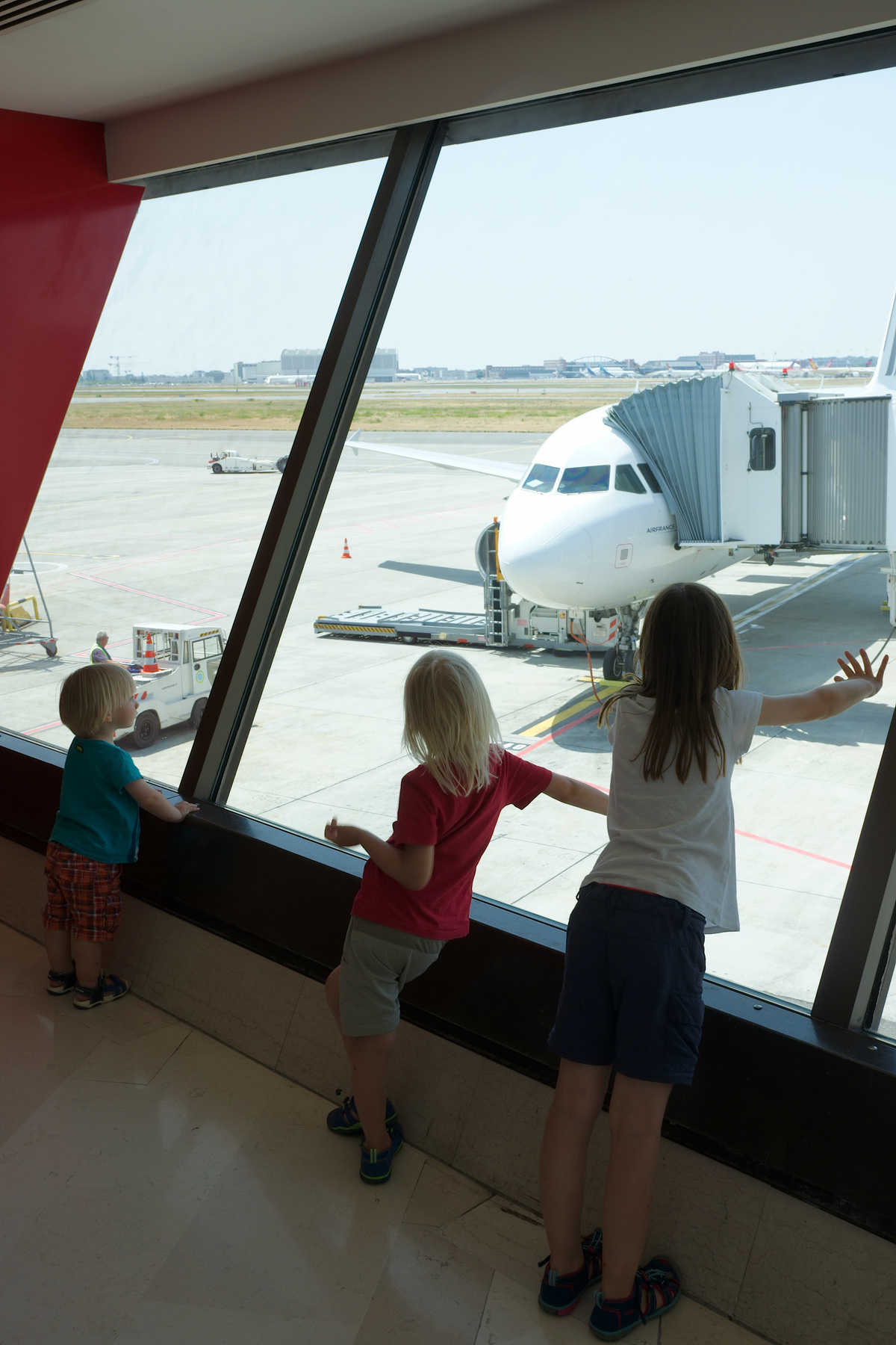 C'est notre avion !